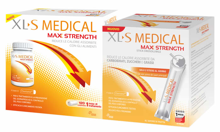 XL-S Medical Max Strength - Recensioni, Efficacia, Offerte