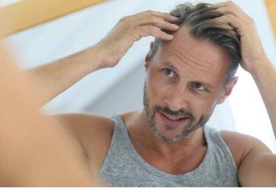 Perdita capelli uomo rimedi