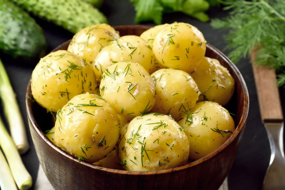 Calorie Patate Lesse