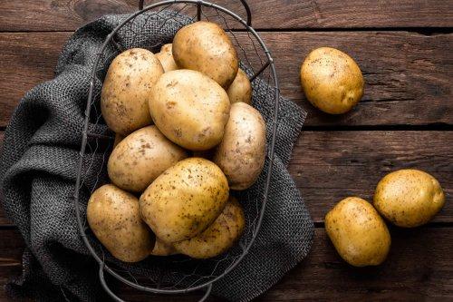 quando non mangiare le patate