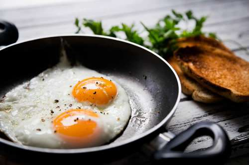colazione ricca di proteine per dimagrired