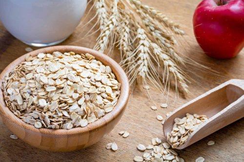 farina davena con chia per dimagrire