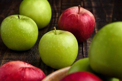 mela verde o rossa per perdere peso
