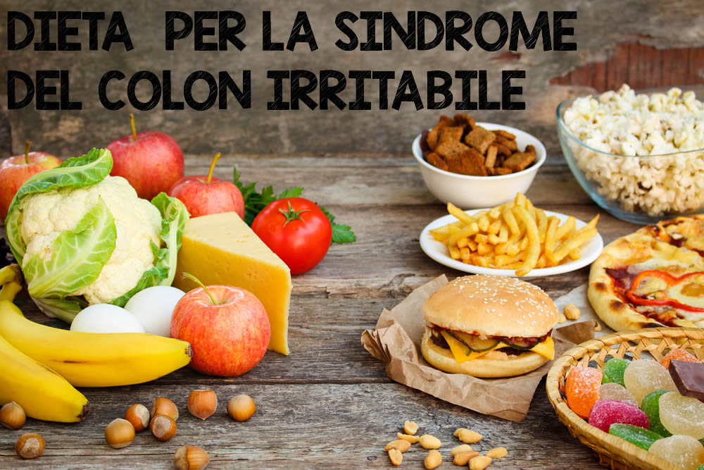 Dieta Sindrome del Colon Irritabile