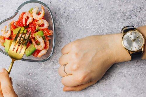 piano pasto dieta boxe
