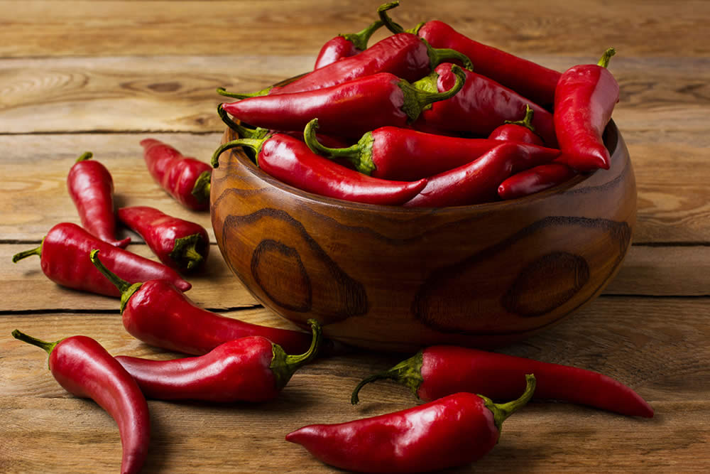 Capsaicina 2019 - Cos'è? A Cosa Serve? Proprietà, Dosi e Benefici