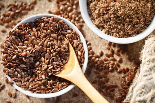 semi di lino nopalina per addome dimagrante