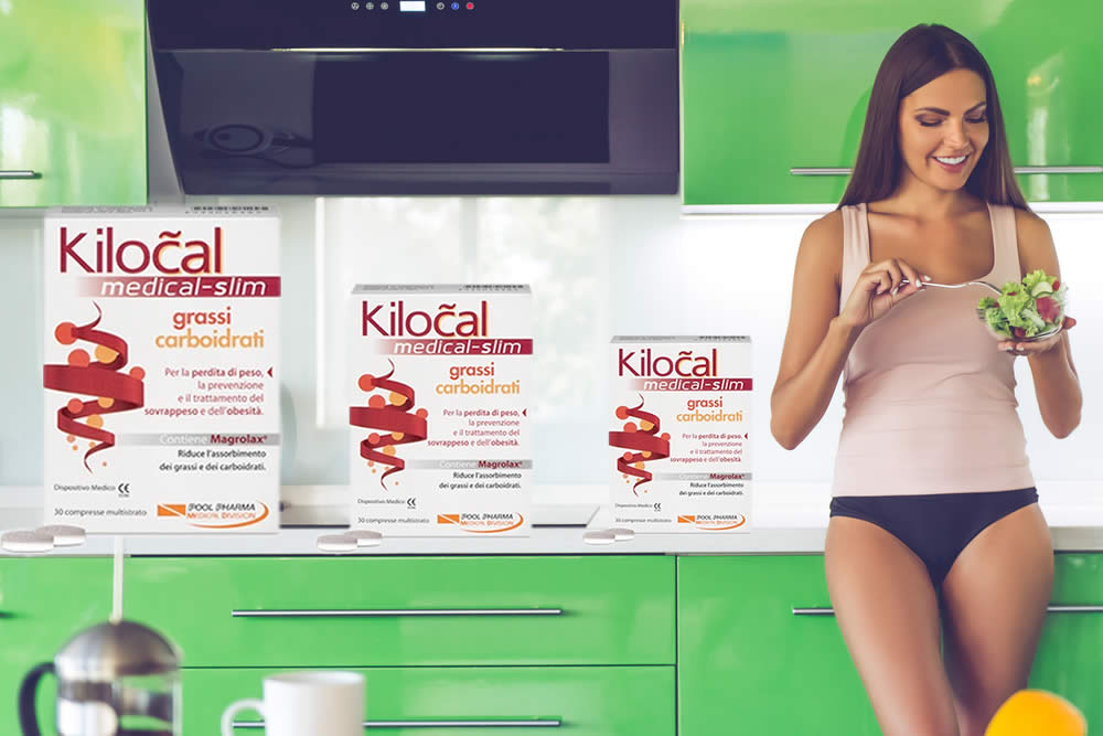 KiloCal Medical Slim - Opinioni 2019: Come Funziona? Uso ed Efficacia