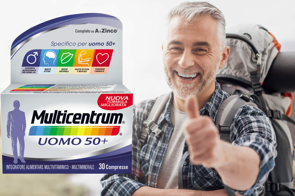 Multicentrum Uomo 50+
