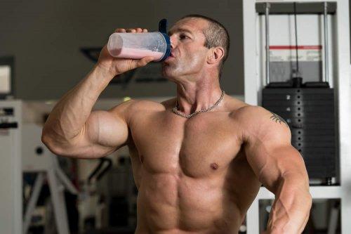 Proteine per la palestra e il bodybuilding
