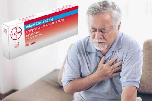 nifedipina può causare disfunzione erettile