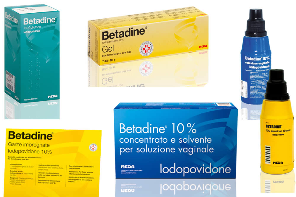 Betadine ® 2019 Spiegato: A Cosa Serve? Come si Usa? Fa Male?