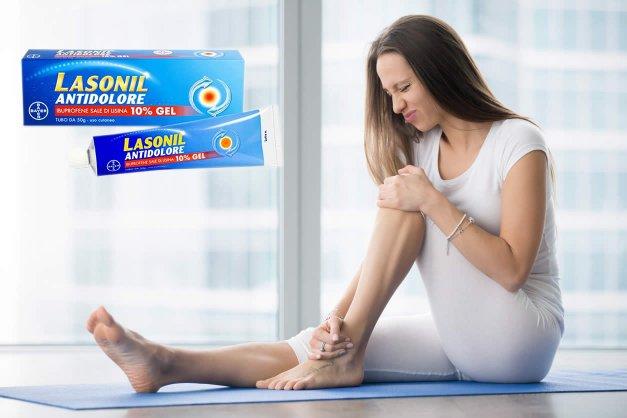 Lasonil Gel Antidolore Uso Benefici Foglio Illustrativo
